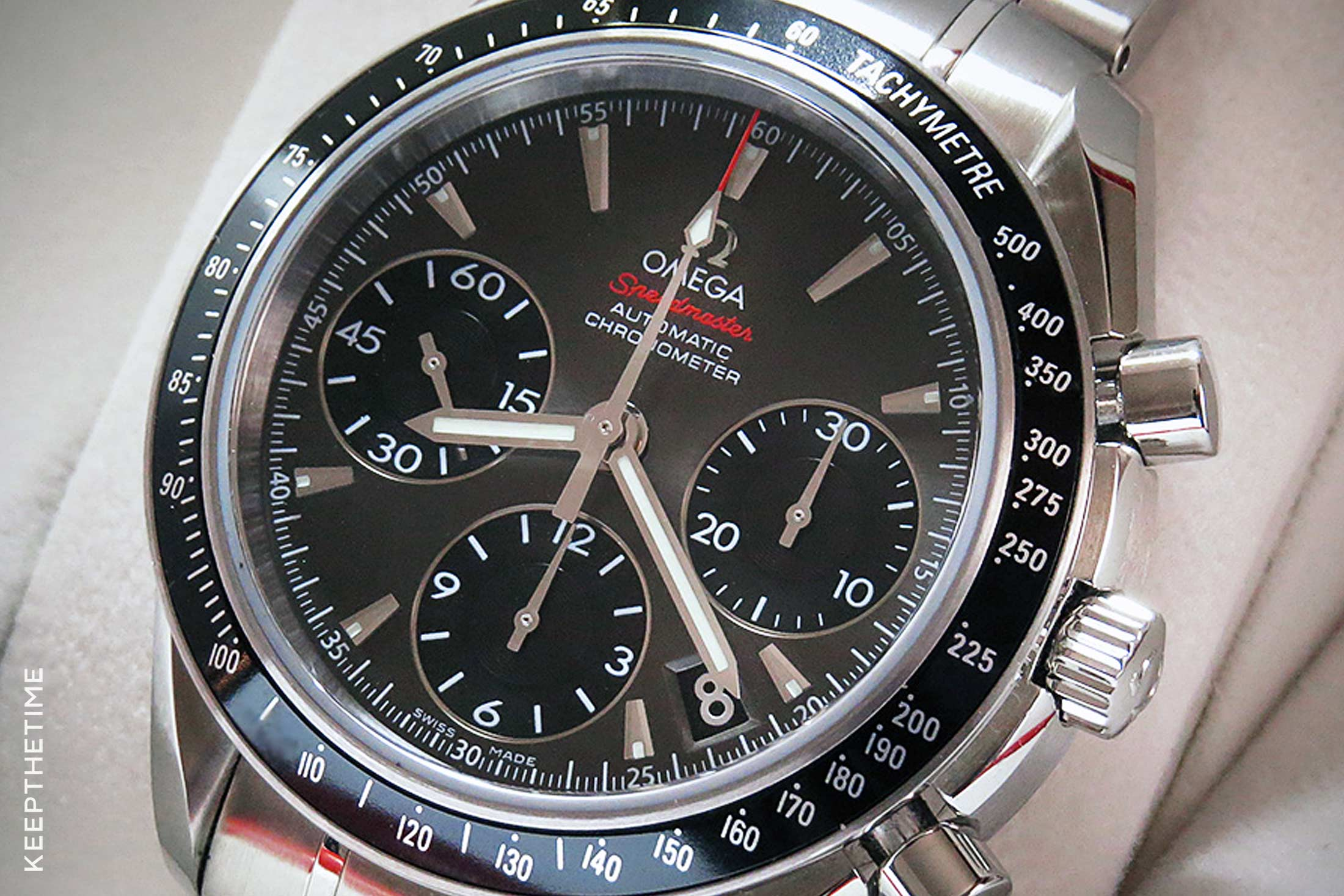 Dating Omega Speedmaster