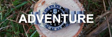Discover watches for adventures