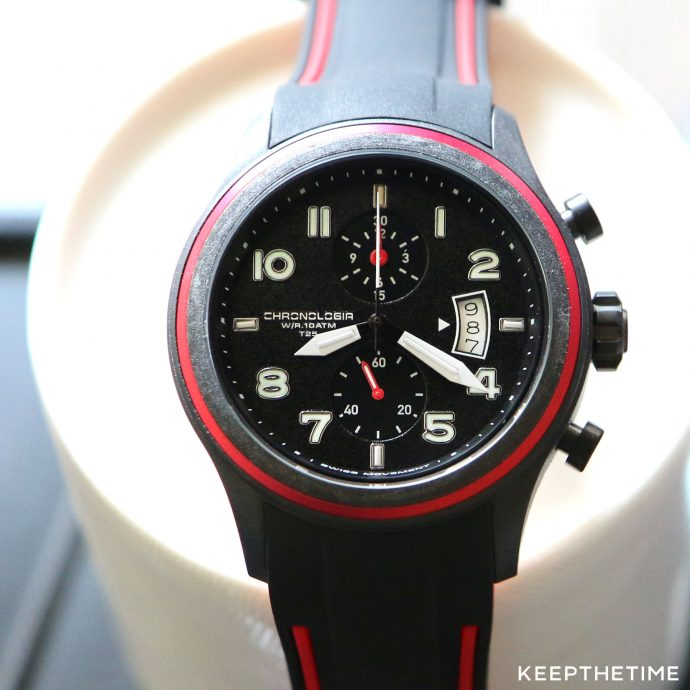 Carbon Chronologia Aviator