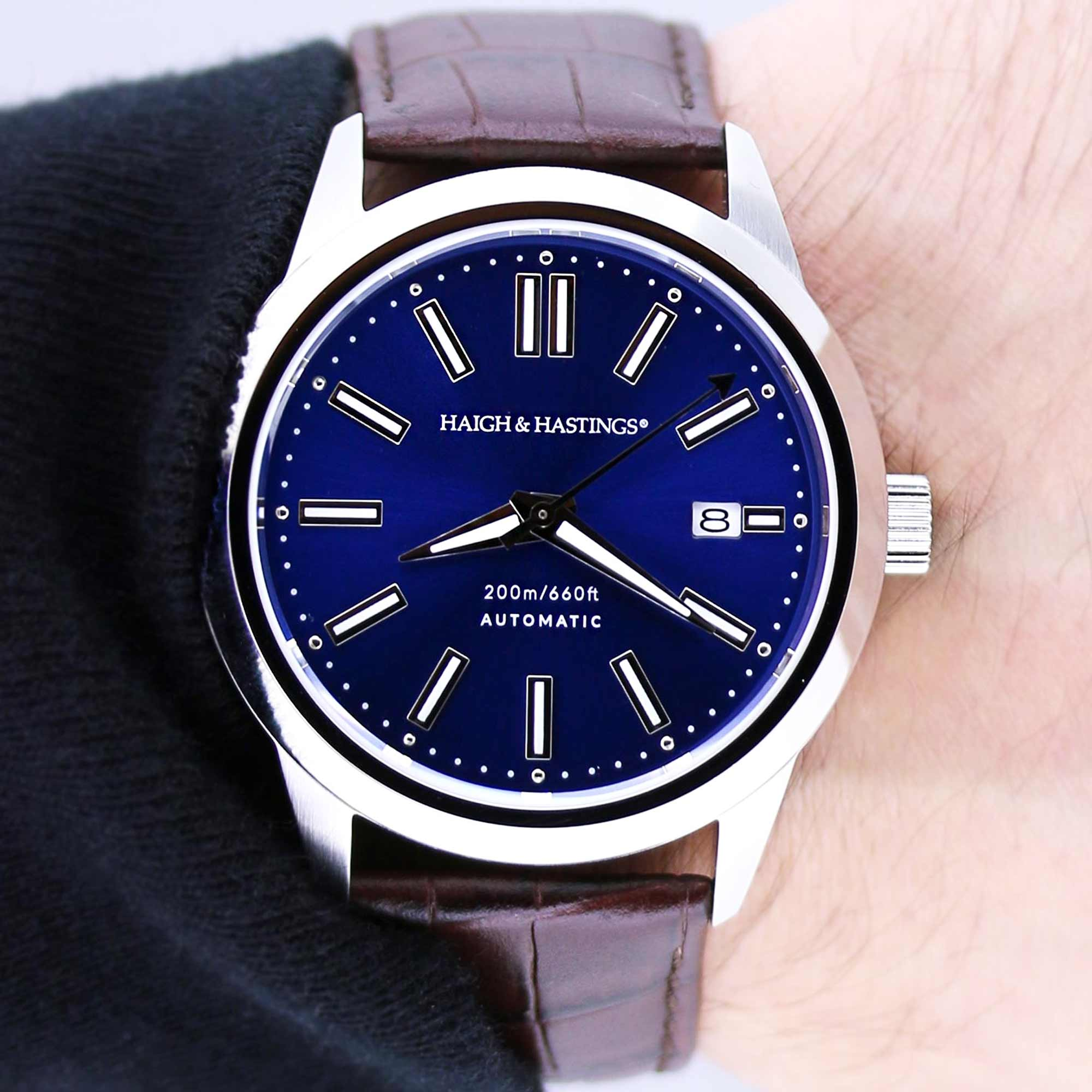 Haigh & Hastings Classic Automatic Watch