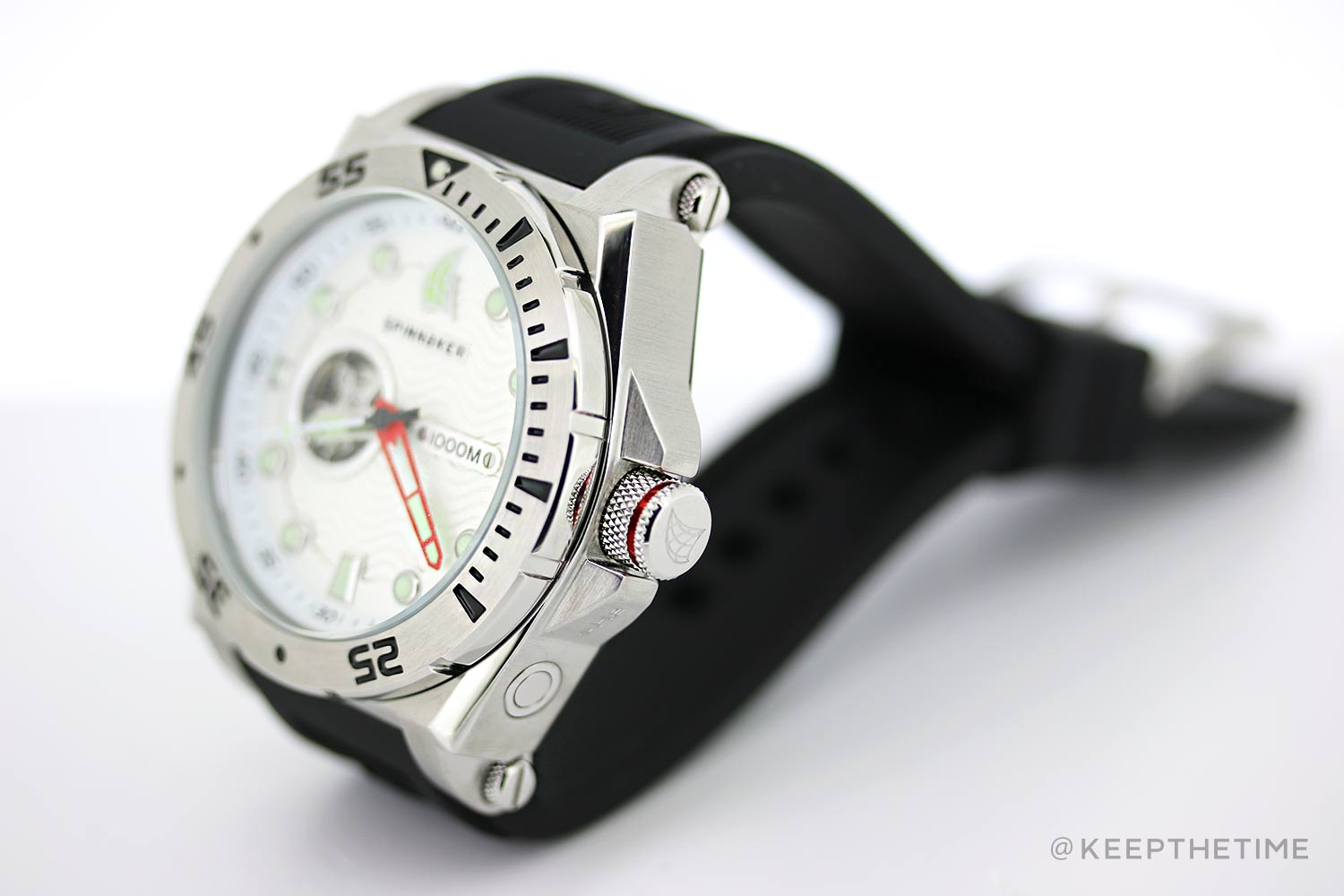 Spinnaker Overboard Automatic Dive Watch
