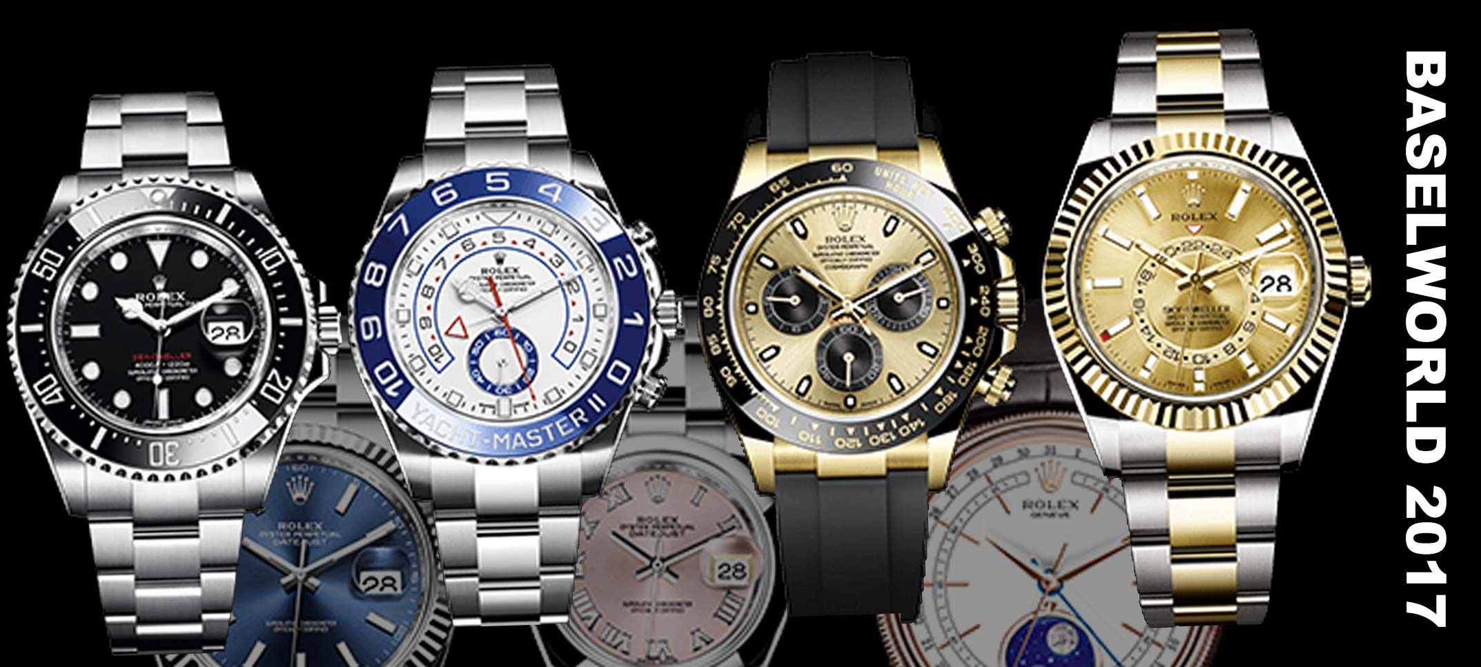 Rolex Baselworld 2017 New Watches