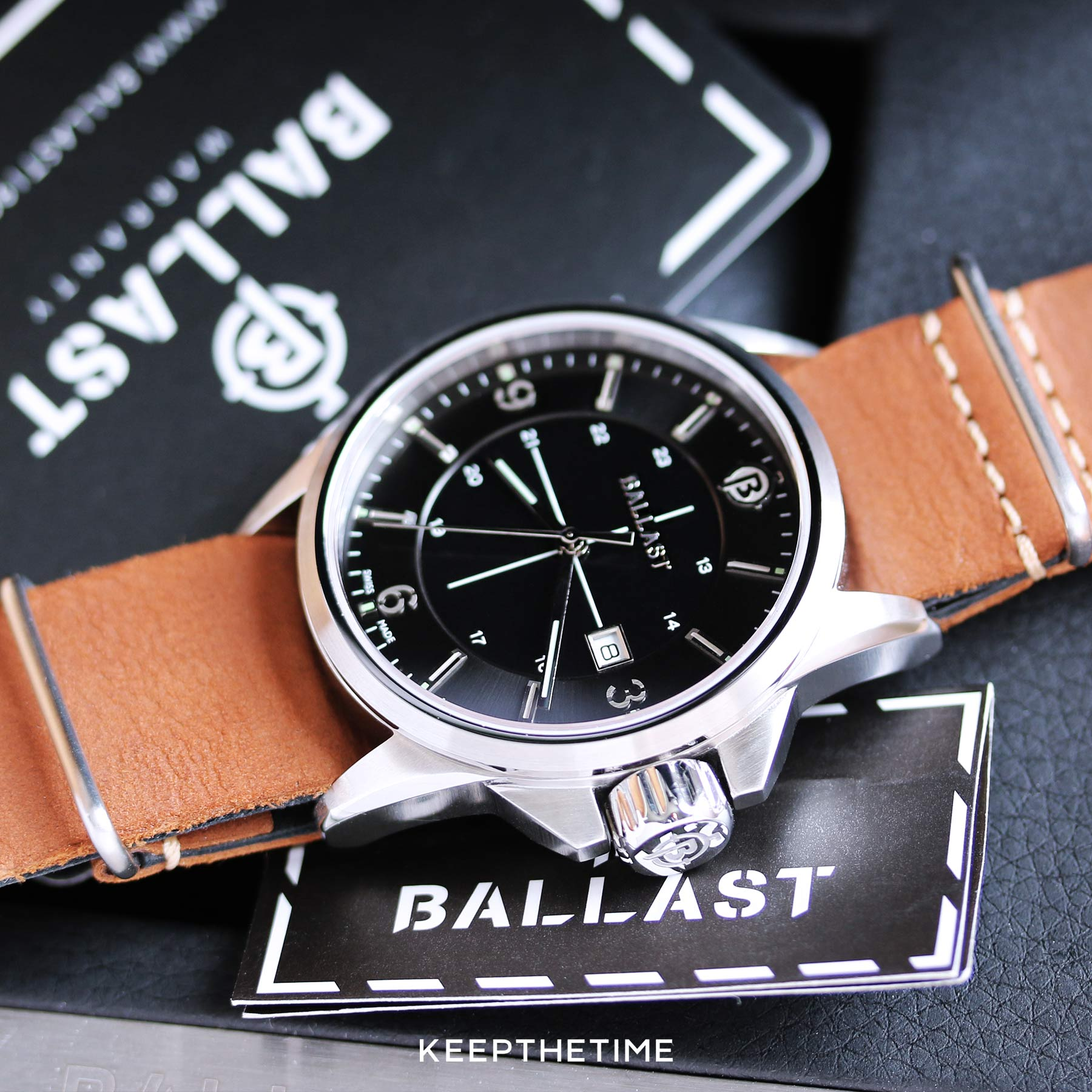 Ballast Odin Field Watch
