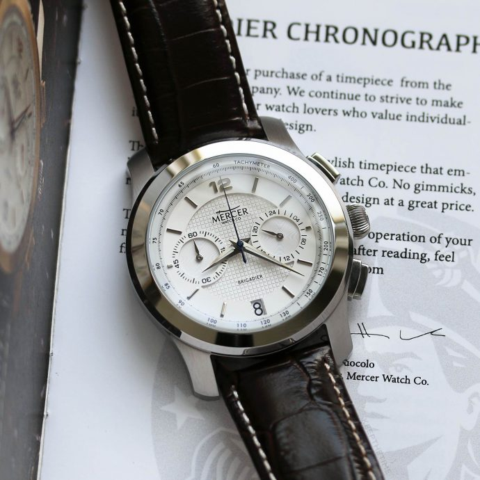 Mercer Watch Co. Brigadier