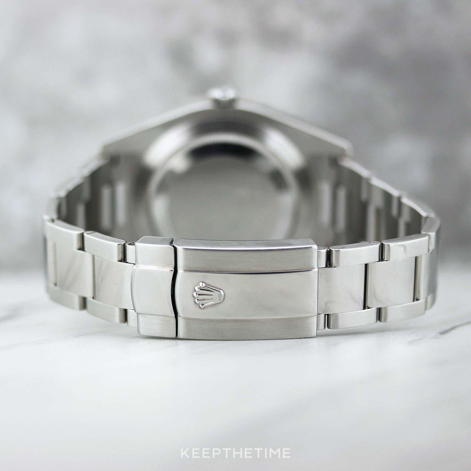 Rolex 116334 Datejust Ii Rhodium Arabic 18