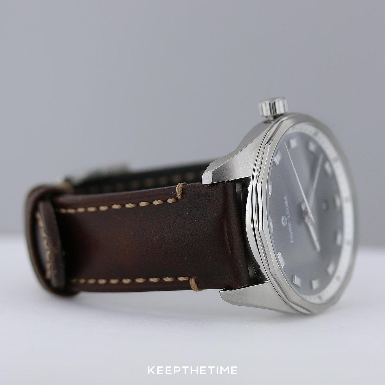 Favre-Leuba Sky Chief Date 43mm Automatic Watch