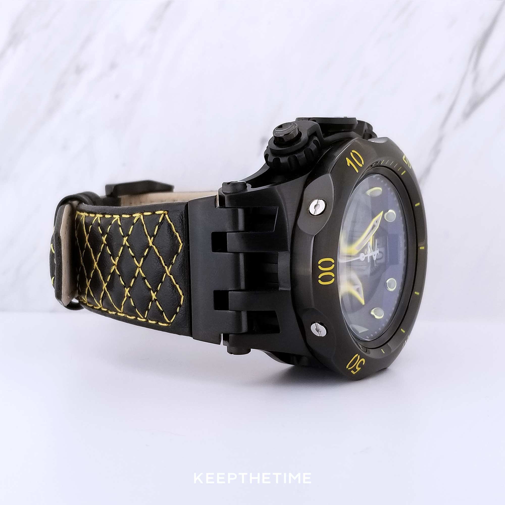 Jason Taylor Invicta Chronograph 17184