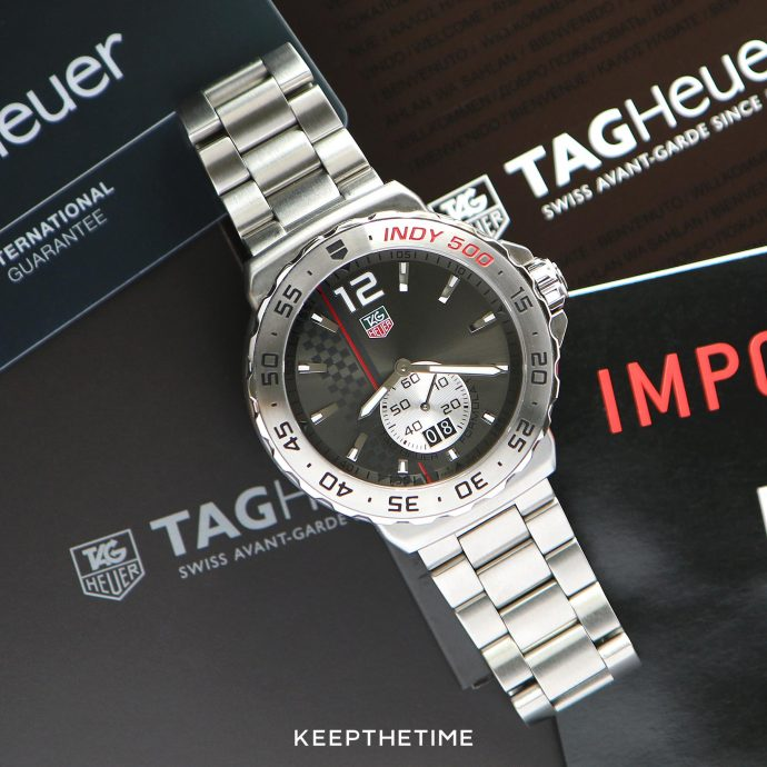Tag Heuer F1 Indy 500