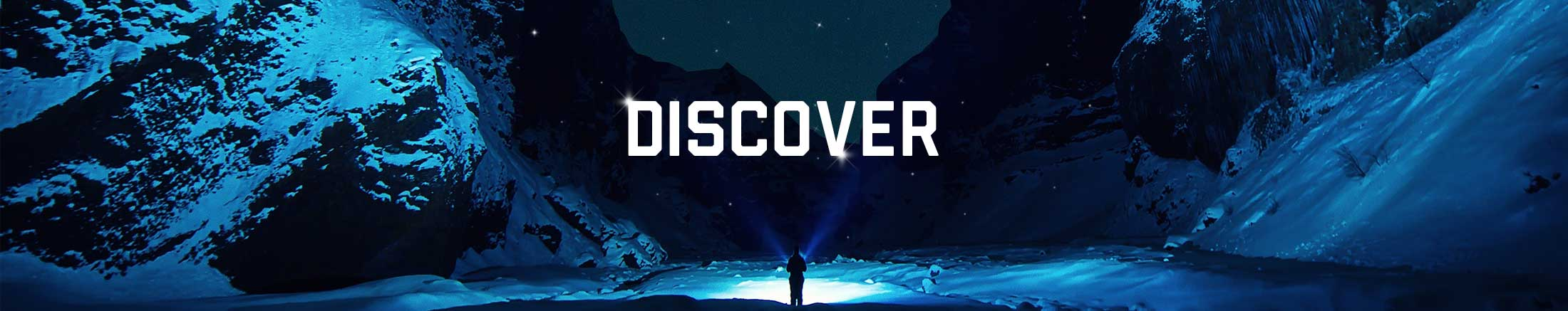 Discover Watches Category Banner