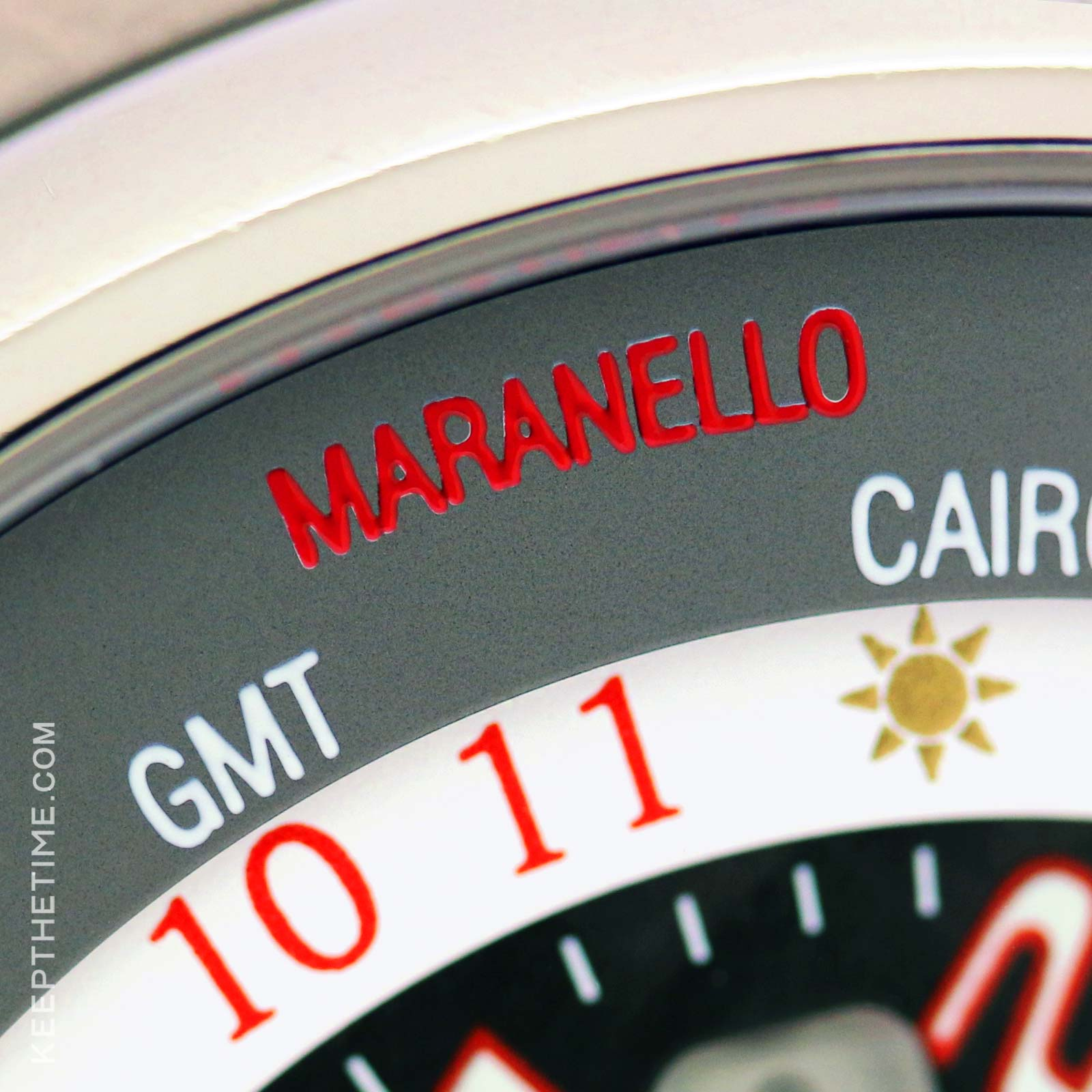 Girard-Perregaux Ferrari Titanium USA 50th Anniversary LE