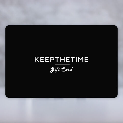 KeepTheTime Gift Card