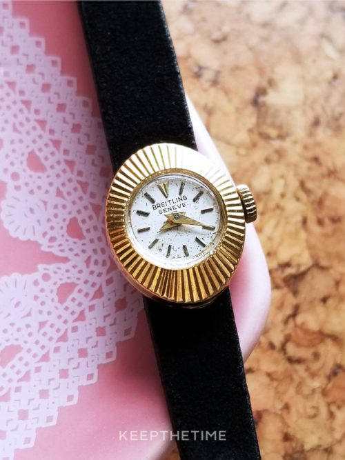 1950s Breitling Cocktail Watch