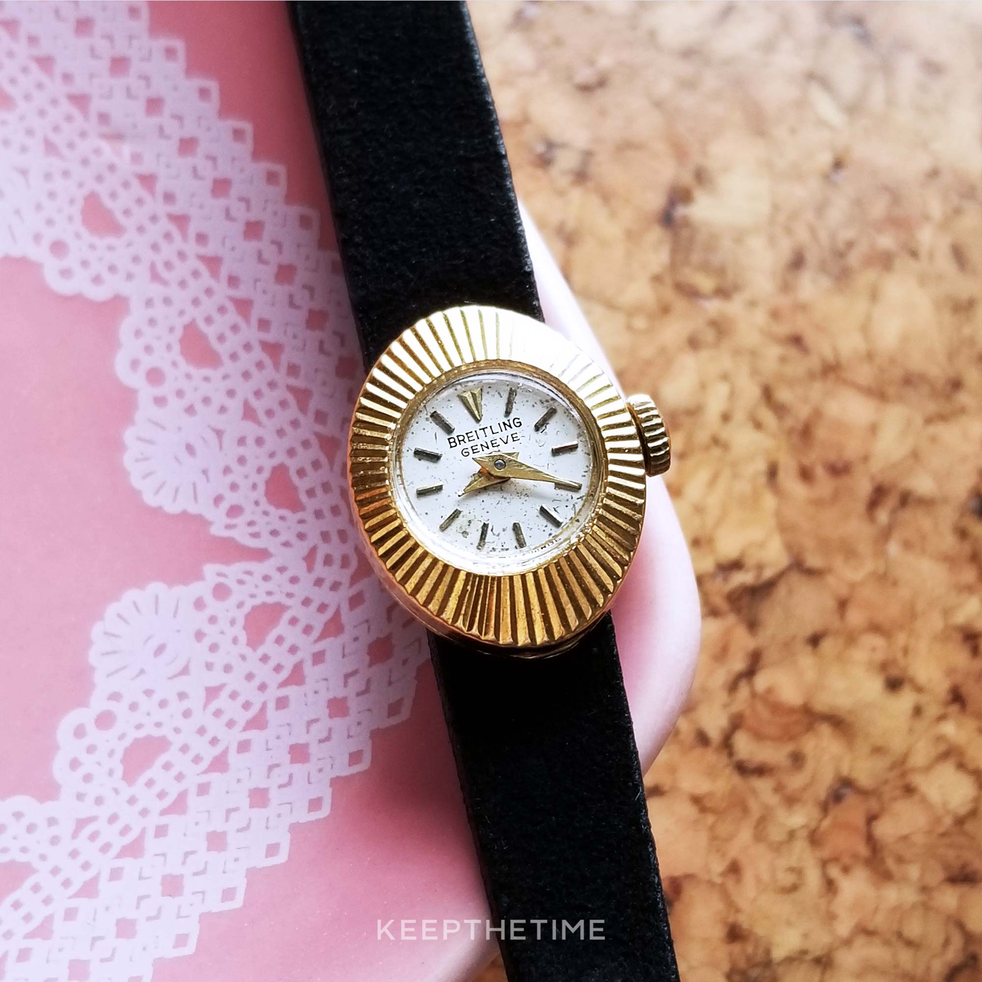 1950s Ladies Breitling Cocktail Watch