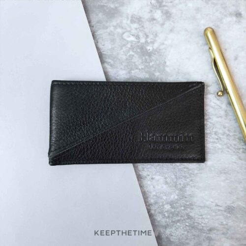 Leather Card Holding Wallet