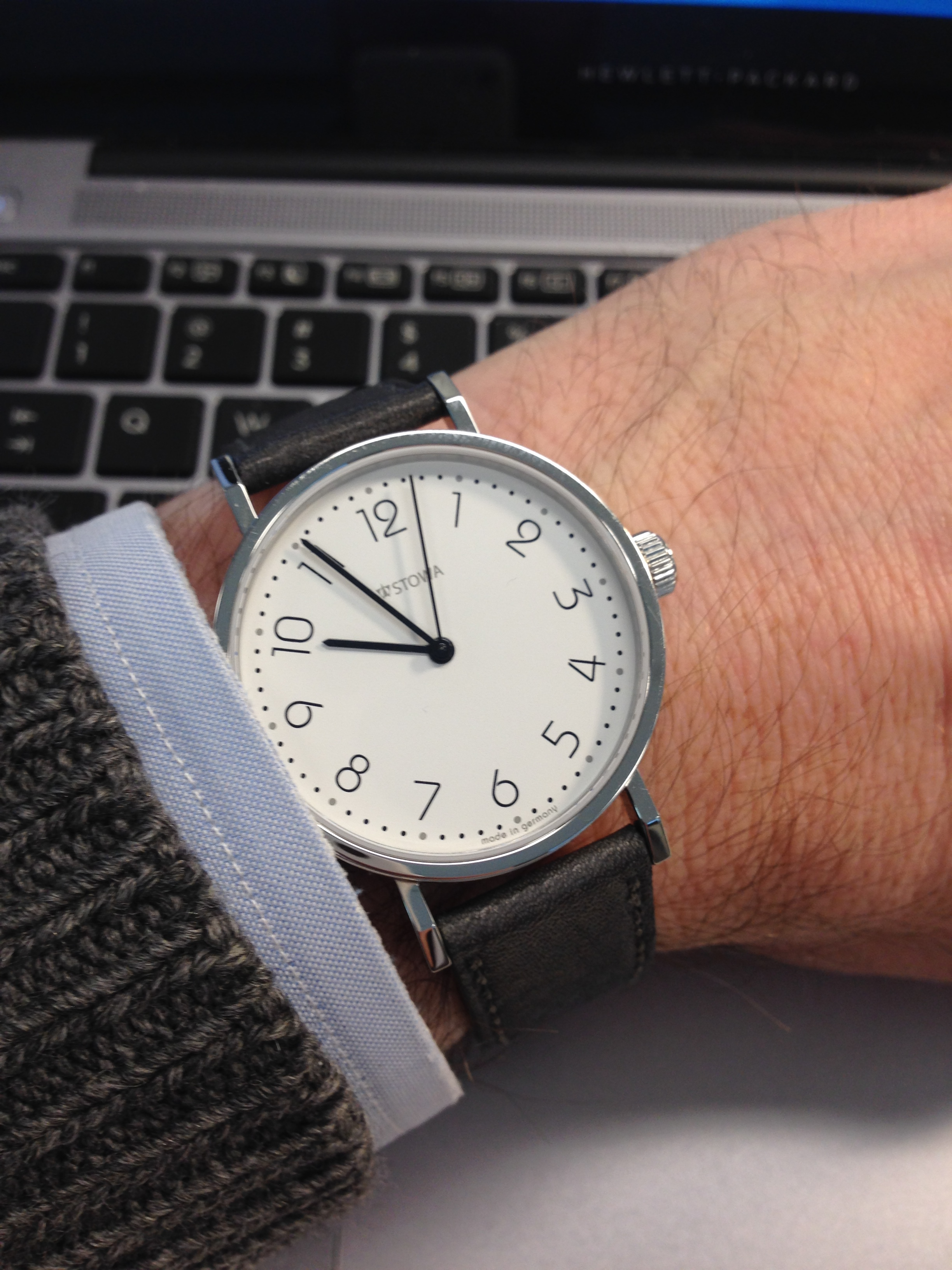 to wang max takes watch kent the wrist bauhaus watches minimalism