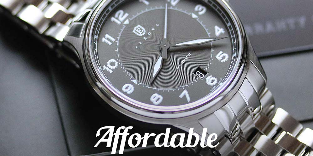 Banner Affordable Watches 5 4 18