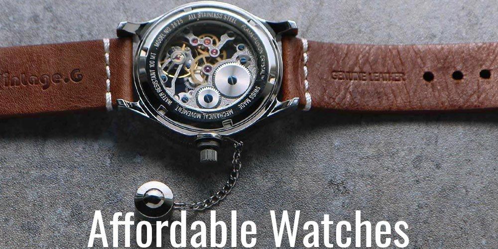 Affordbale Watches 7 4 18