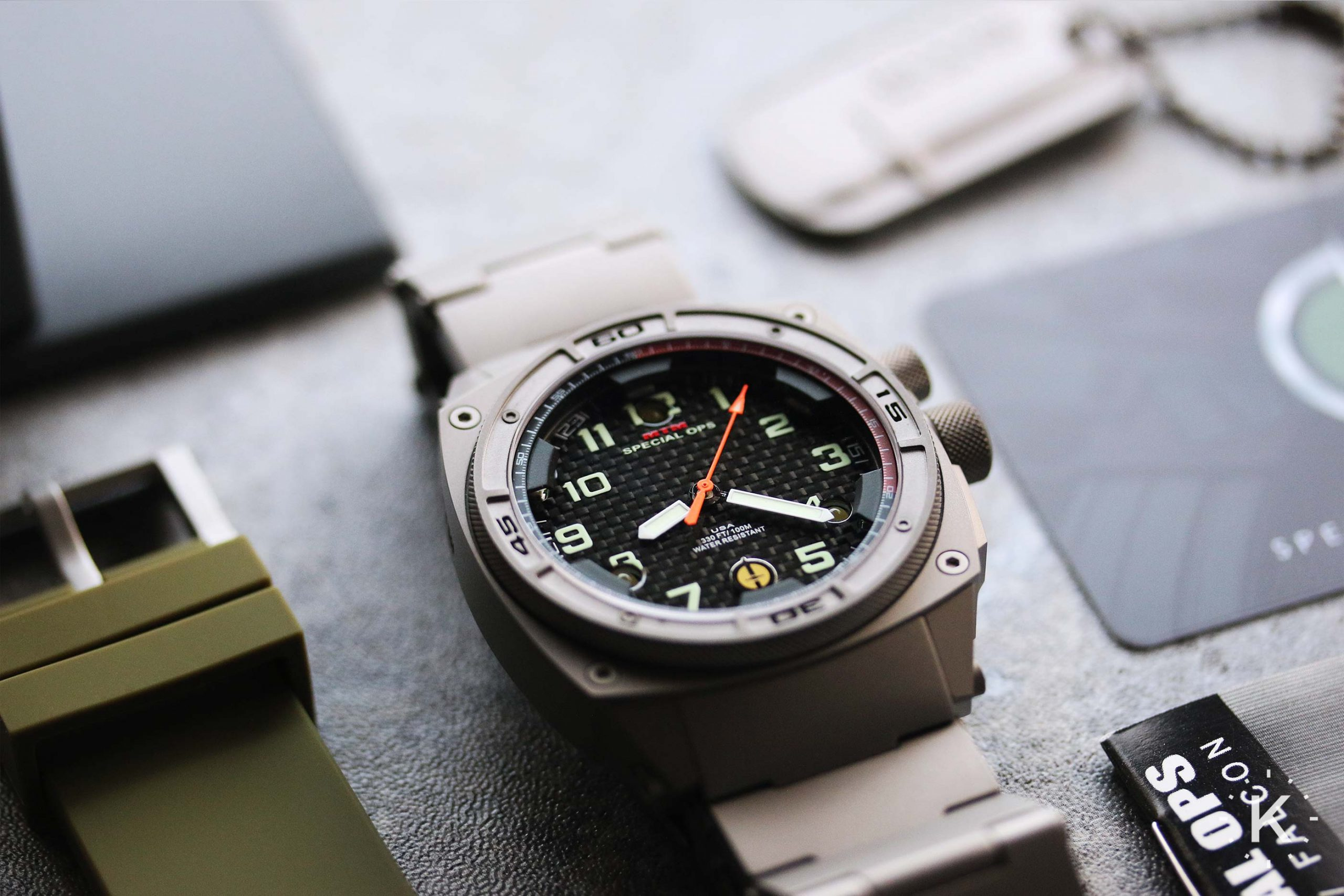 Mtm Special Ops Falcon Watch 10