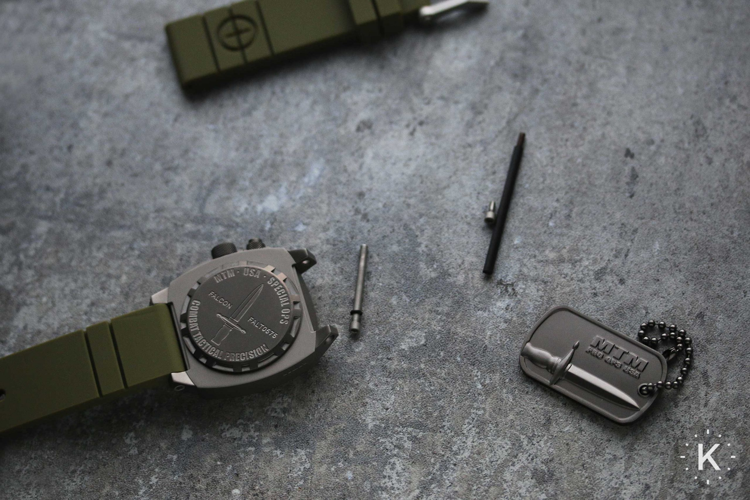 Mtm Special Ops Falcon Watch 17
