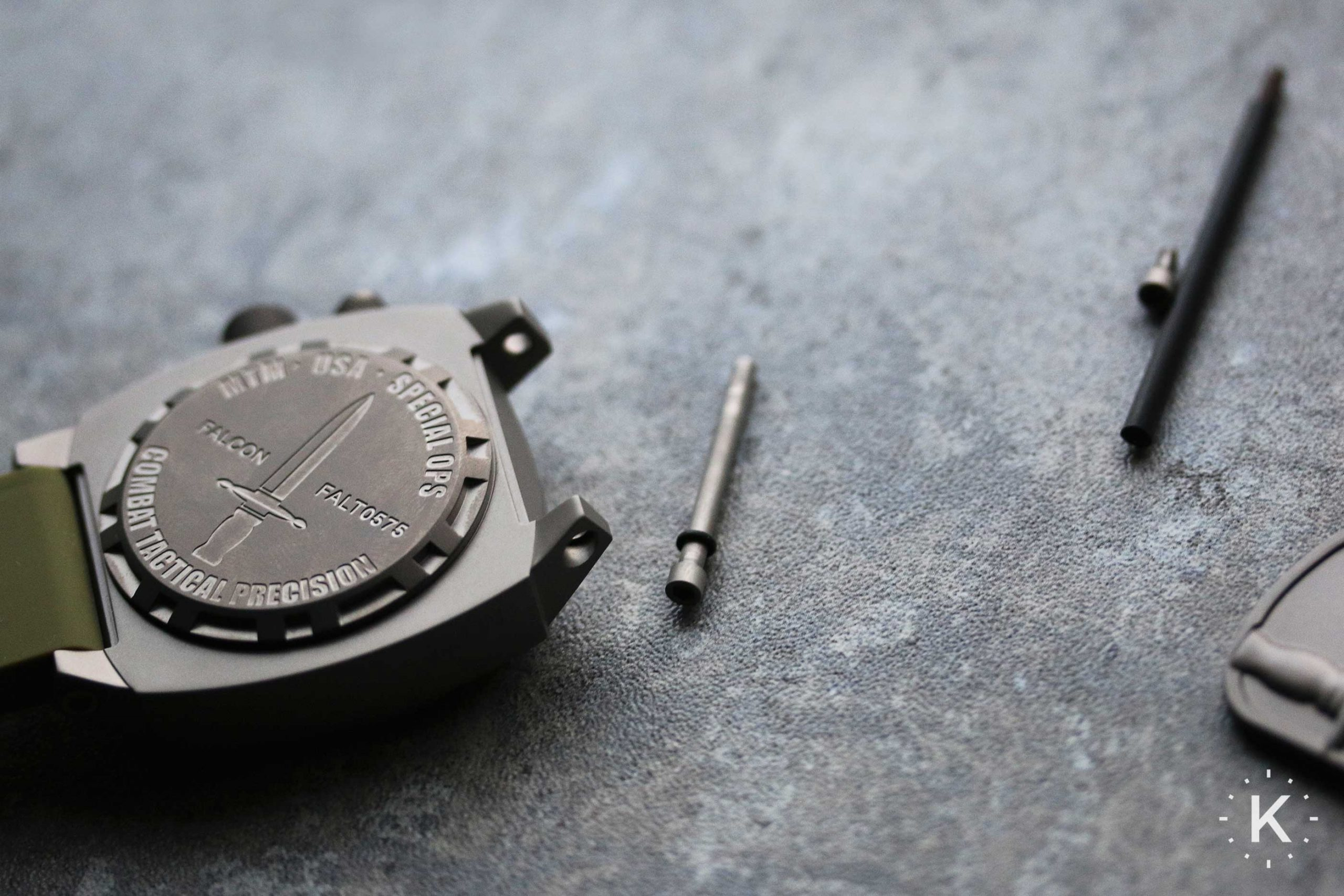 Mtm Special Ops Falcon Watch 18