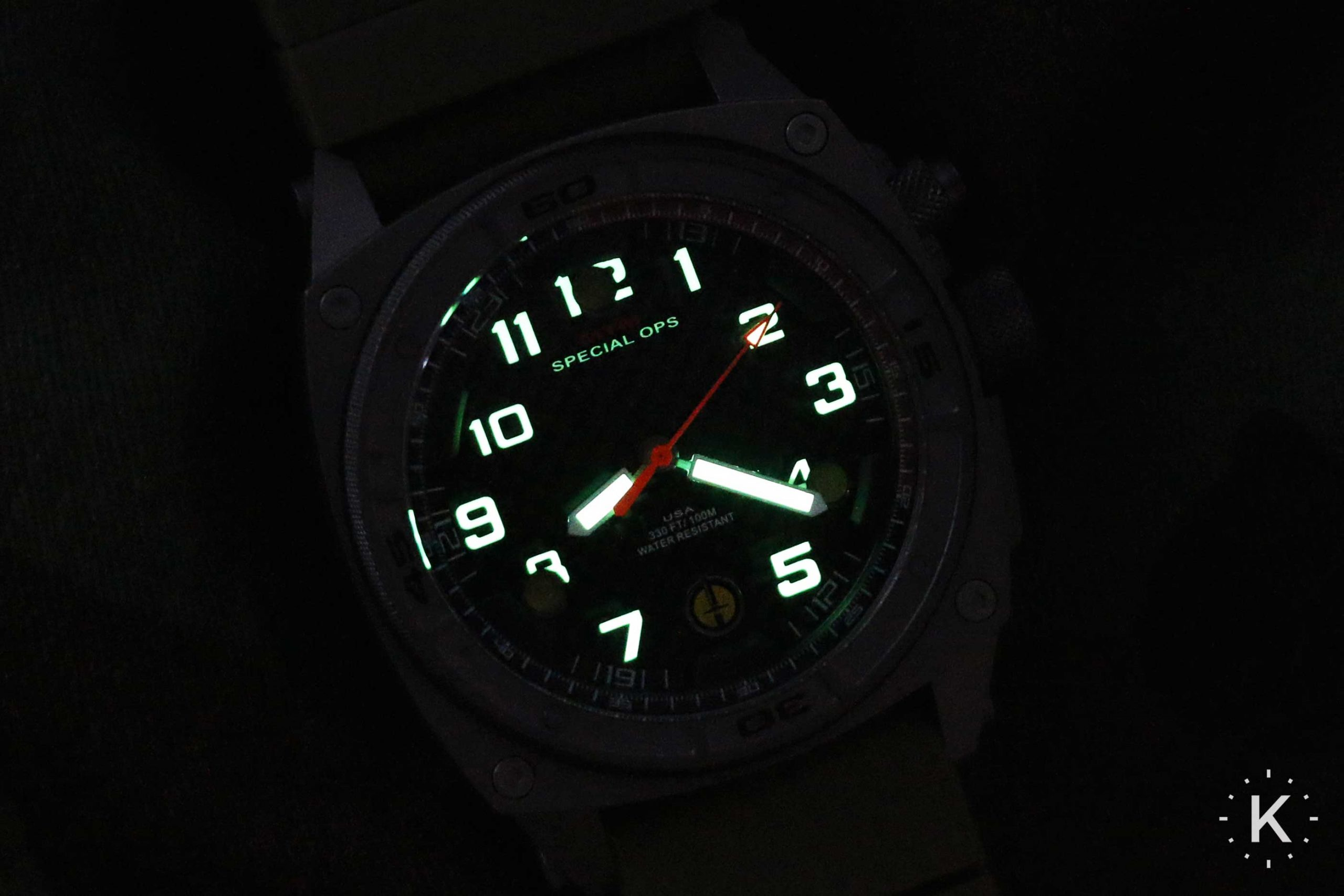 Mtm Special Ops Falcon Watch Lumeshot 2