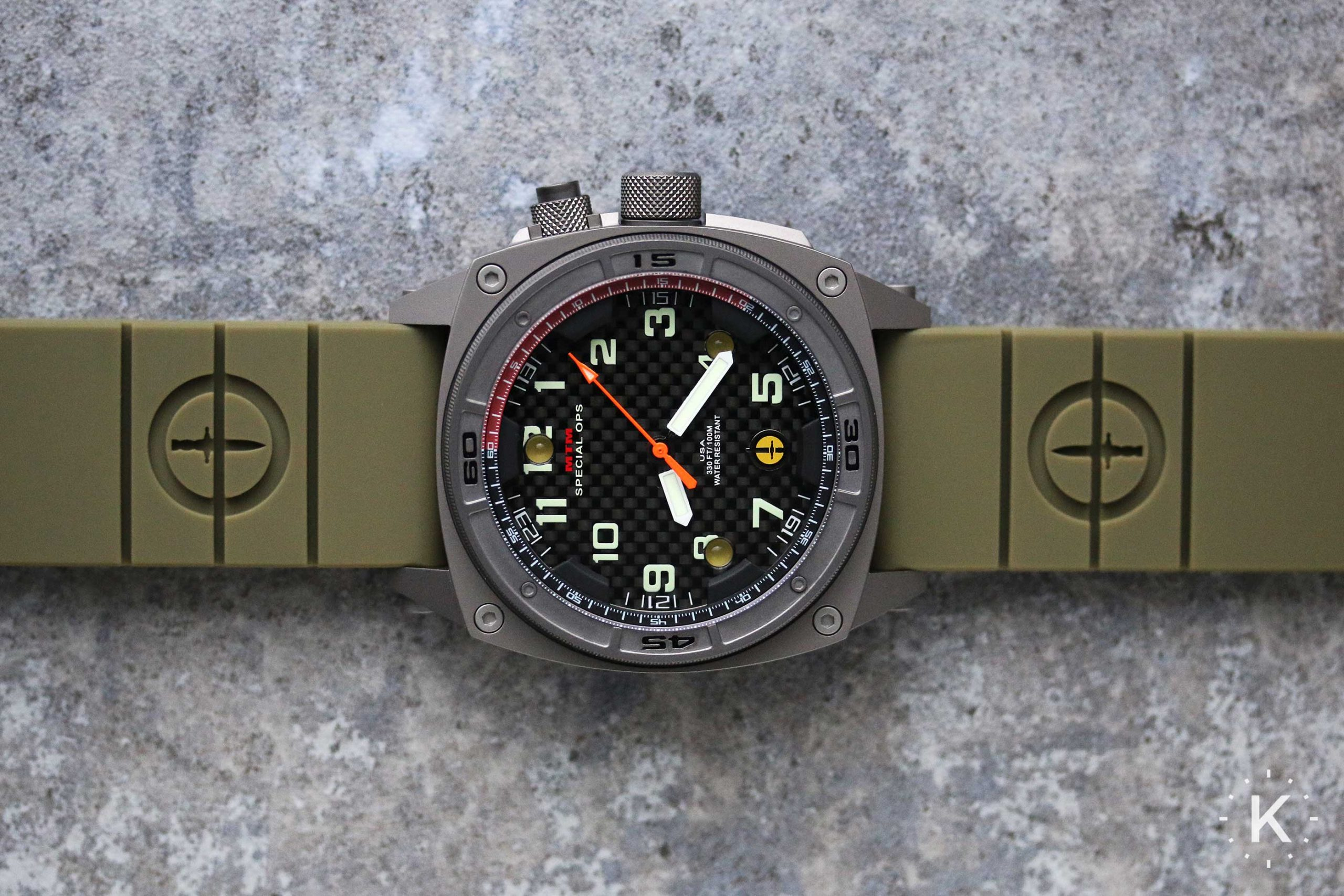 Mtm Special Ops Falcon Watch Strap 1