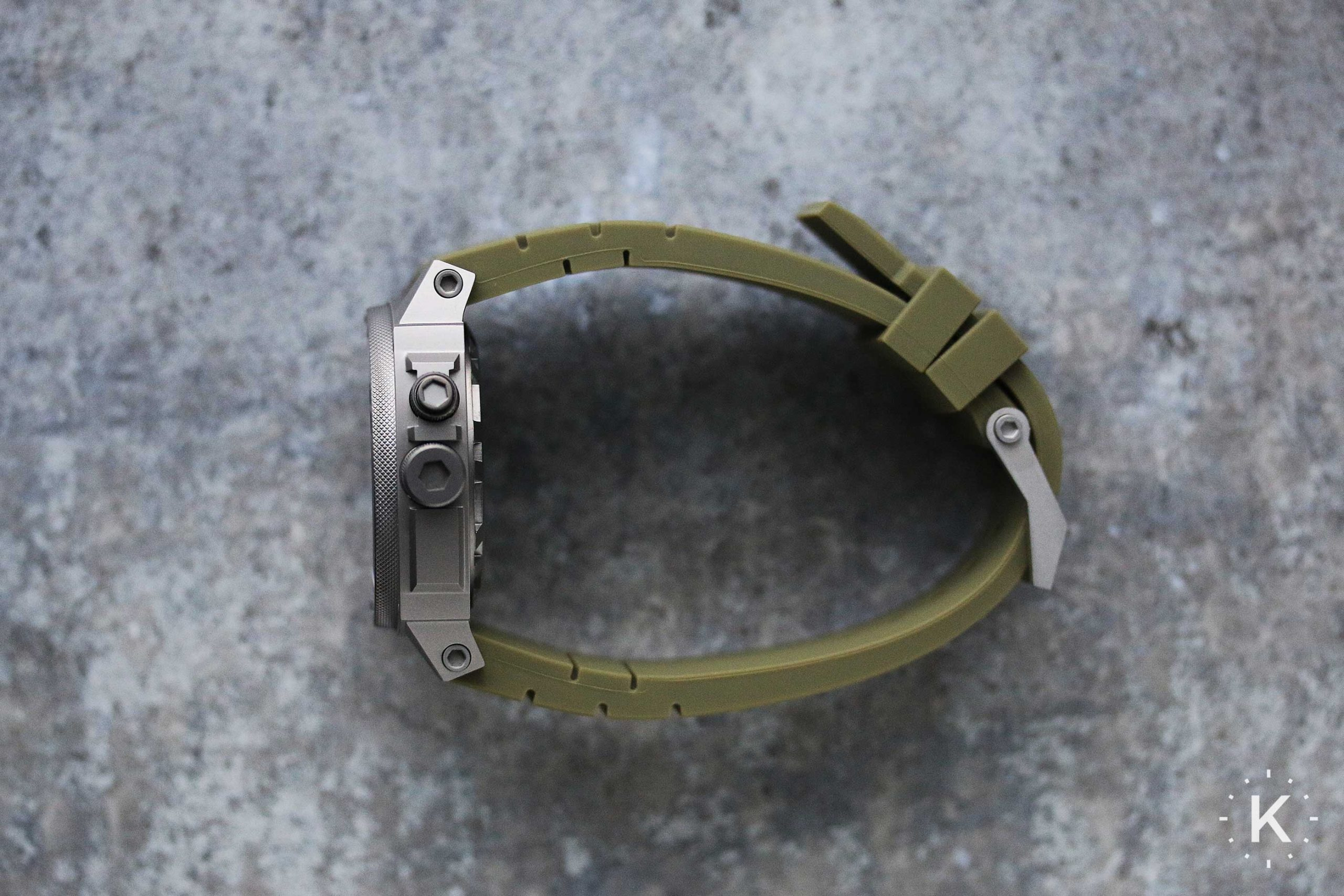 Mtm Special Ops Falcon Watch Strap 2