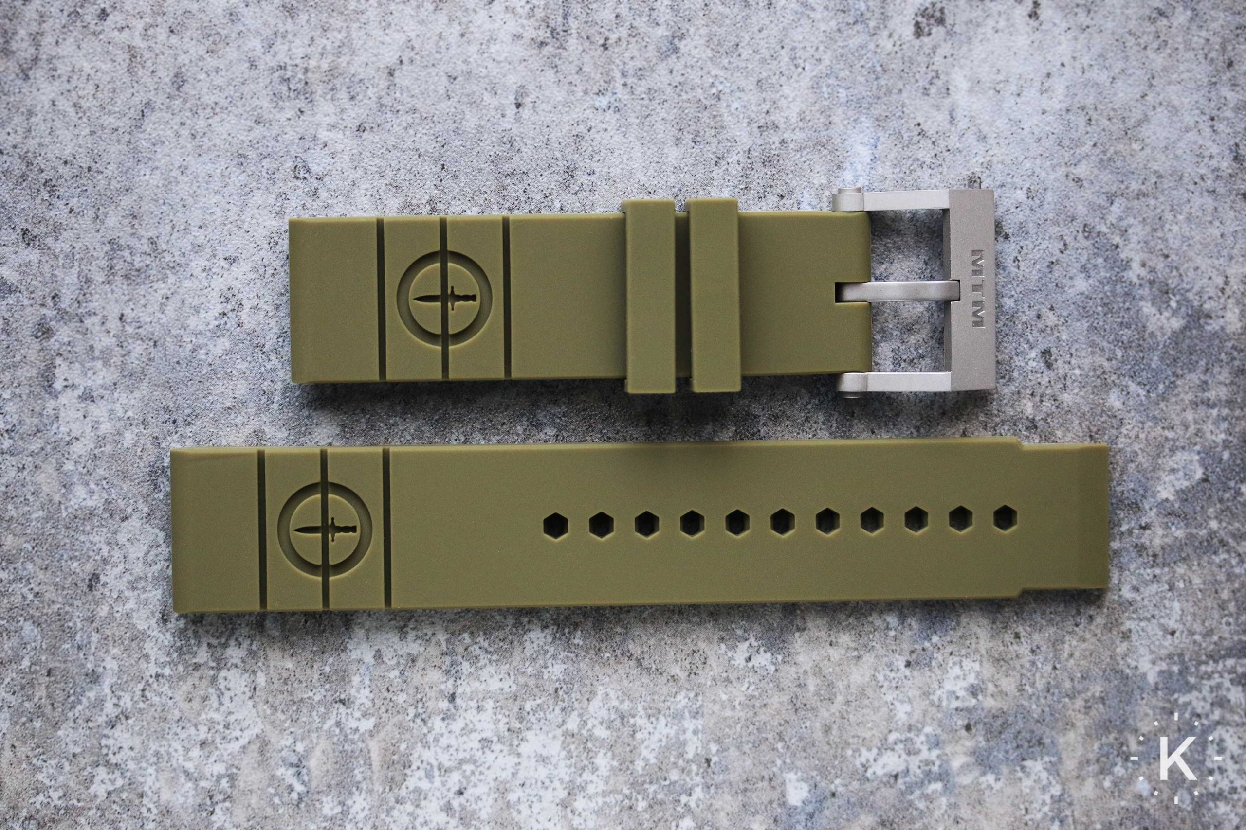 Mtm Special Ops Falcon Watch Strap
