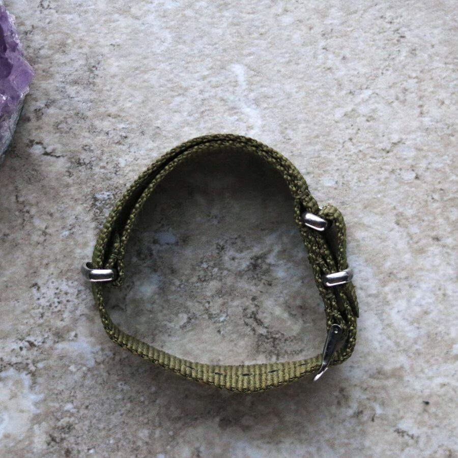 Army Green Military Strap