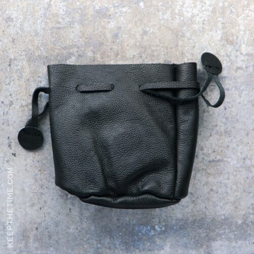 Graham Leather Watch Pouch