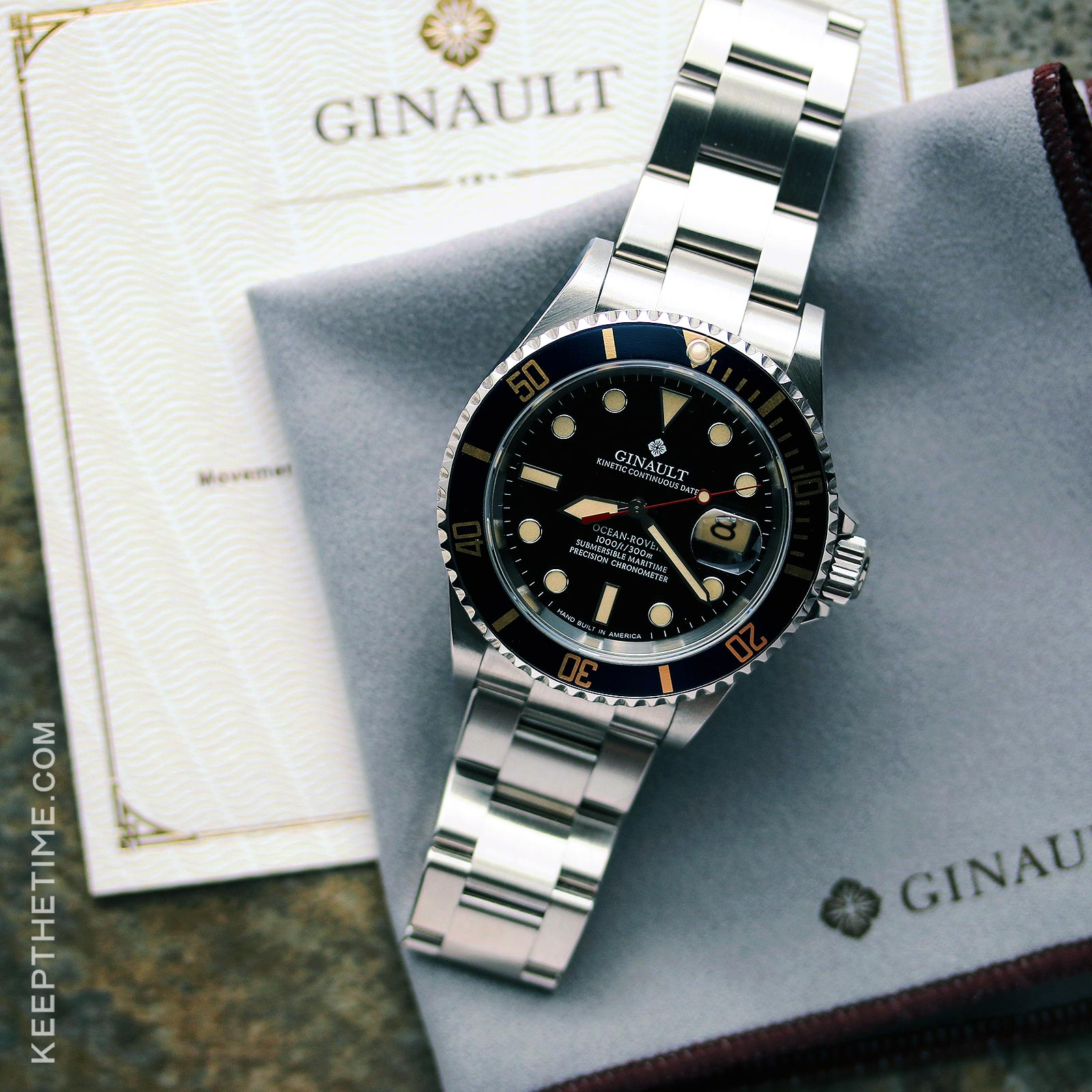"""Ginault Ocean-Rover """"Gold Sand"""""""