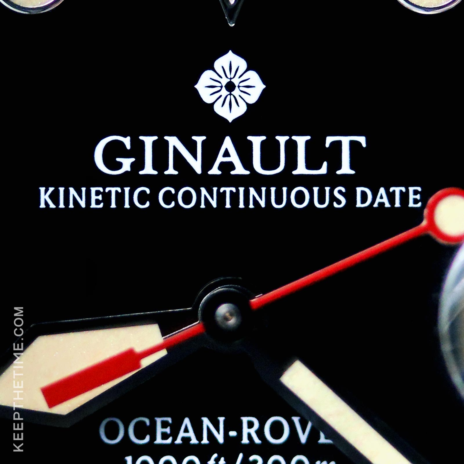 "Ginault Ocean-Rover ""Gold Sand"""