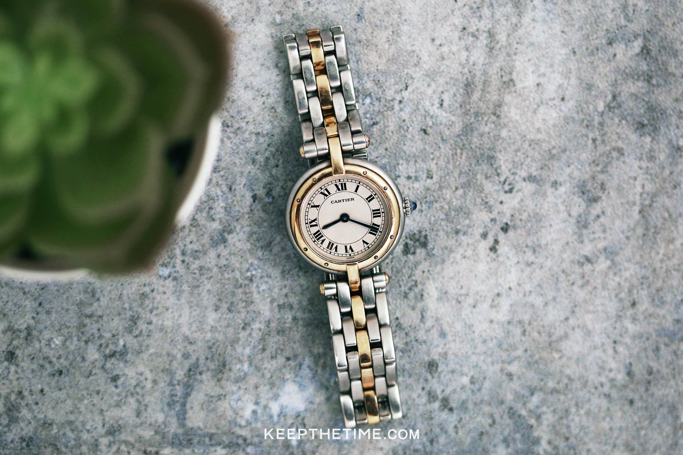 Ladies Cartier Panthere Vendome