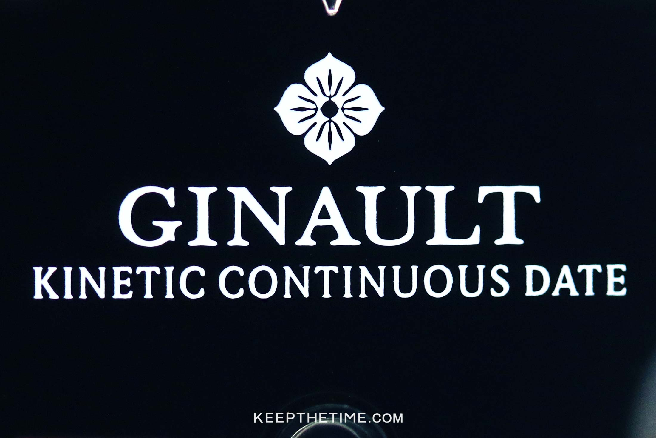 Ginault Ocean Rover Kinetic Continuous Date