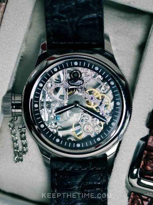 Invicta Russian Diver Mechanical Lefty 10363
