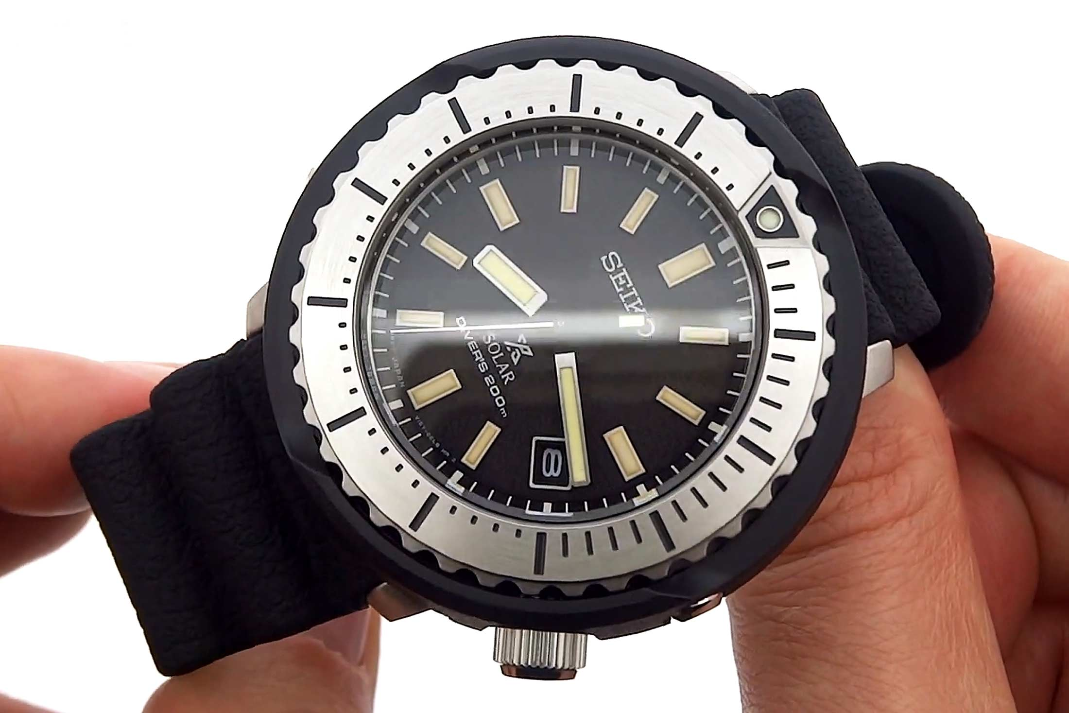 Seiko Street Solar Hands On Video Review