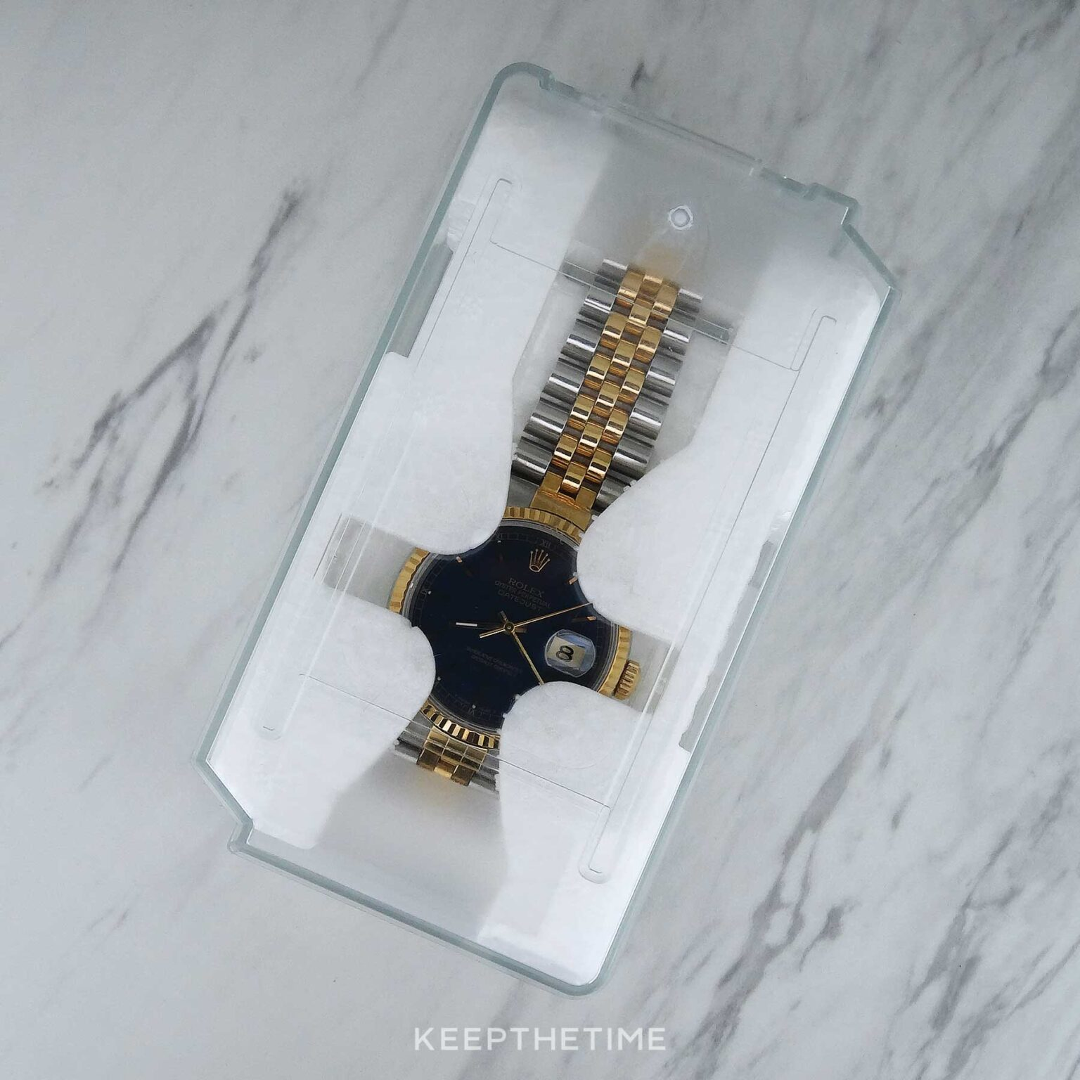 Rolex Protective Watch Cases