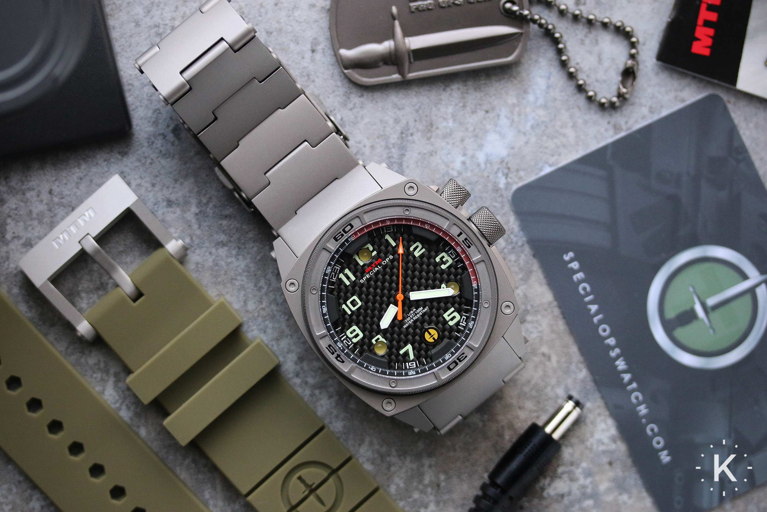 Mtm Special Ops Falcon Watch 14