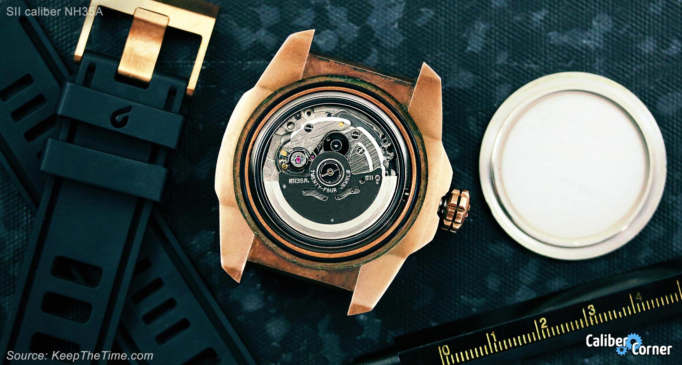 Sii Nh35a Boldr Micro Brand Dive Watch
