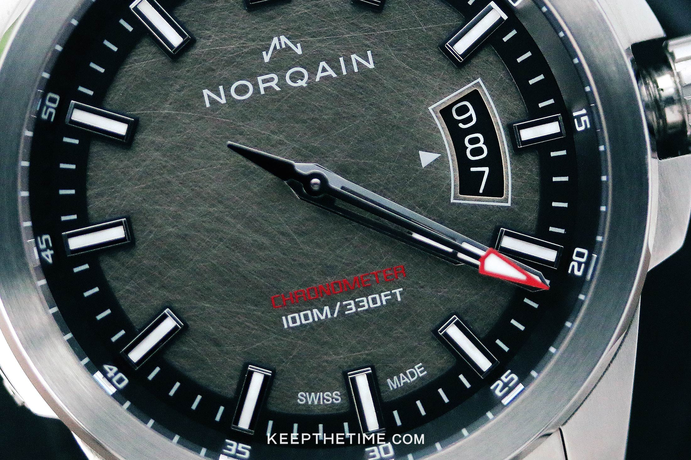 Norqain Independence 19 (limited edition)