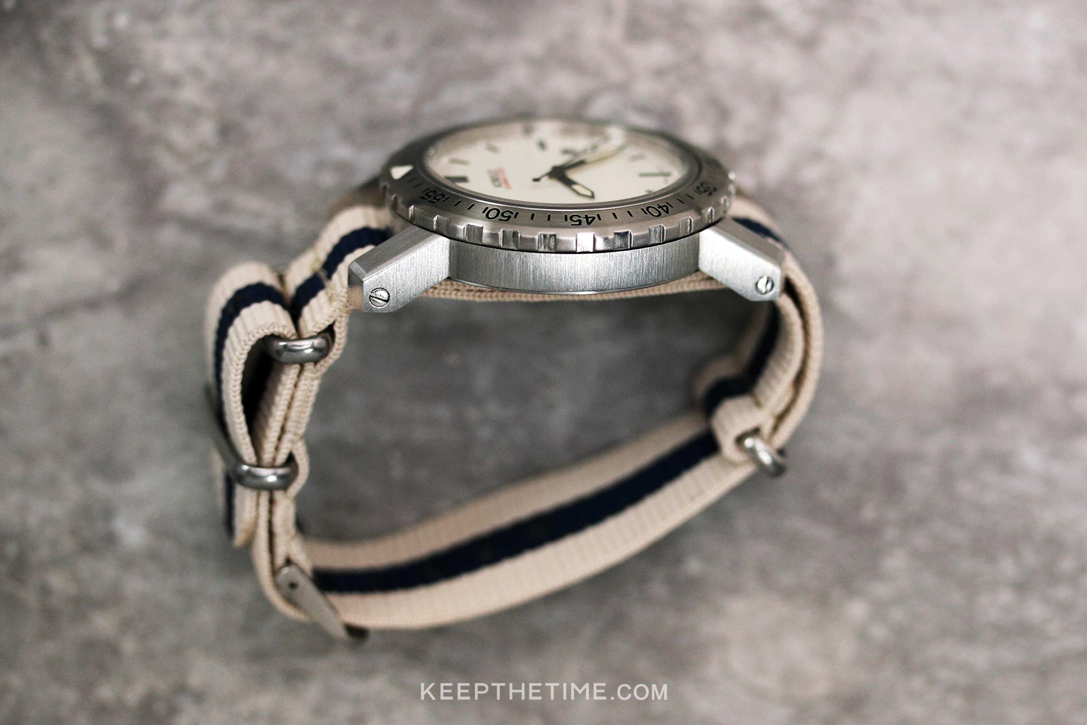 Kobold Classic Soarway Diver Ivory Dial