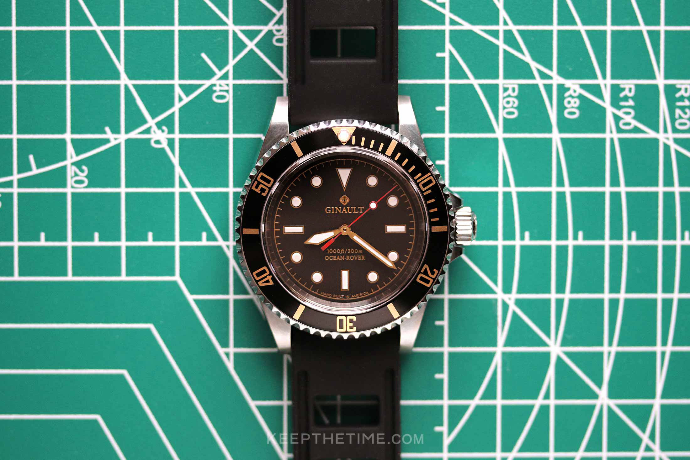 Ginault Ocean-Rover Limited Edition